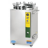 Buy cheap Hand round automatic vertical pressure steam Autoclave Sterilization Equipment from wholesalers