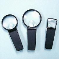 Buy cheap Illuminating Magnifying Glasses Available in Various Shapes and Sizes from wholesalers