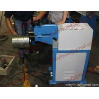 China Electric reel machine for spiral duct forming on sale