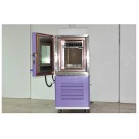 Buy cheap Cold Balanced Vertical Type Benchtop Environmental Test Chamber with Fog-free Viewing Window from wholesalers