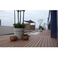 Buy cheap Environmental WPC Decking Flooring for Walking and Decoration with Polishing Surface from wholesalers