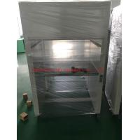 Buy cheap Cold Steel / SS Horizontal Laminar Flow Clean Bench HEPA Filter Low Noise from wholesalers