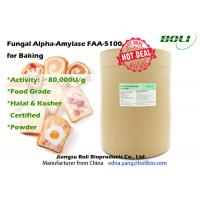 Wholesale Fungal Alpha - Amylase Baking Enzymes from china suppliers
