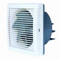 Buy cheap Electric shutter exhaust fan/ventilating fan, wall mount, plastic, power of 25W/voltage of 220V from wholesalers