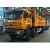 Buy cheap North Benz Dump Truck 8x4 NG80 12 Wheelers Tipping Truck 40-50 Tons Loading from wholesalers