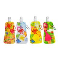 Buy cheap Stand up pouch with spout for water , folding spout pouch portable spout pouch from wholesalers