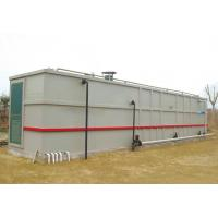 Buy cheap High Performance Package Water Treatment Plant , Mbr Sewage Treatment Plant For River from wholesalers