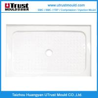Buy cheap SMC Shower base/tray mould maker in Taihzou UTrust Mould SMC compression Sanitary mould from wholesalers