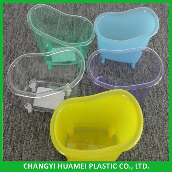 Plastic Mini Bathtub Shape Container Wholesaler Of Item