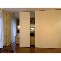 Buy cheap Sound Proofing Hotel Folding Partition Walls With Rails And Rollers from wholesalers