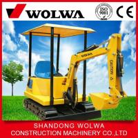 Buy cheap swing type coin operated excavator kids excavator 90 degree rotate from wholesalers
