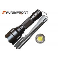 Outdoor Portable CREE XM-L T6 LED Torch Handheld with 5 Mode for Night Bike Ride Manufactures