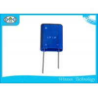 Buy cheap Full Enclosed Power Super Farad Capacitor , Blue 1F 5.5 V Supercapacitor For Ammeter from wholesalers