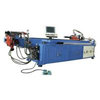 Buy cheap Cold Metal Pipe / Tube Bender Machine Automatic With R 25 - 200 110V 12MPa from wholesalers