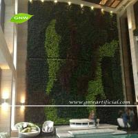 Buy cheap GNW GLW101 Indoor and Outdoor Decorative Living Plants walls Vertical Garden Wall office landscaping from wholesalers