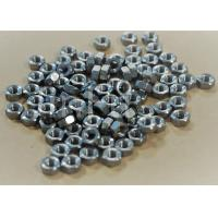 Buy cheap DIN934 Titanium Bolts And Nuts / Plain Cold Forming Titanium Lug Nuts from wholesalers