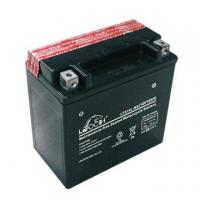 Buy cheap LEOCH MF Motorcycle battery With 12V 12AH from wholesalers