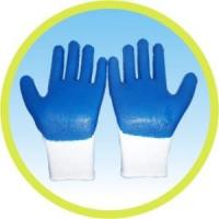 Buy cheap Palm Coated Cotton Glove from wholesalers