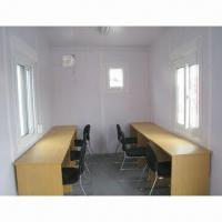 Buy cheap Collapsible office with beautiful interior finishing from wholesalers