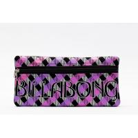 Wholesale Waterproof Billabong Neoprene Pencil Case With Embroidery Logo & Metal Zip from china suppliers