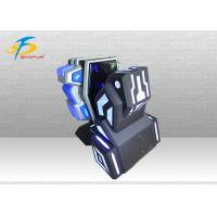 Wholesale 360 Vision 9D Virtual Reality Cinema Simulator With Wild Roller Coaster from china suppliers