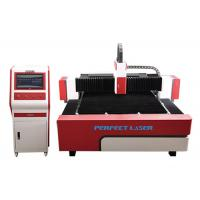 Buy cheap 500w 700w 1000w Fiber Laser Cutting Machine For Steel Sheet , Germany Technology from wholesalers