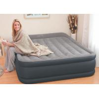Buy cheap Household Elevated Inflatable Bed King / Queen Size 7 * 55 * 4 Inch from wholesalers