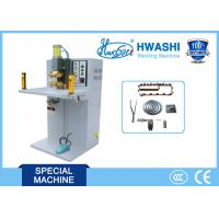 Buy cheap Desk Type Capacitor Spot Welder with Light Curtain Protection Device from wholesalers