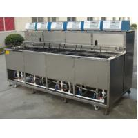 Buy cheap Glasses Ultrasonic Cleaning Machine , Mechanical Ultrasonic Cleaner 12000×2000×2800MM from wholesalers