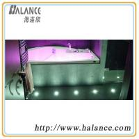 Buy cheap optic fibre SPA bath lighting kits with solid side glow optic fiber from wholesalers