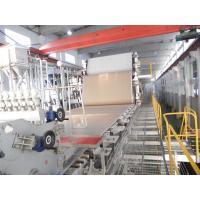 Buy cheap Kraft paper machine, kraft paper product line, accept customization product