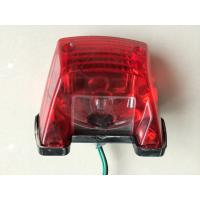 Wholesale BROSS Groupware Motorcycle Tail Light 12V / Universal motorcycle custom tail lights from china suppliers