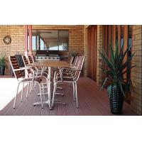 Buy cheap Engineered WPC Decking Flooring Anti-Flaming For Indoor / Outdoor Decoration from wholesalers