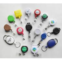 Buy cheap promotion yoyo badge holder from wholesalers