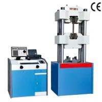 Buy cheap WEW-D Series Computer Display Hydraulic Universal Testing Machine from wholesalers