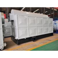Buy cheap Industrial Biomass Fired Steam Boiler , Chain Grate Stoker Biomass Wood Chips Fired Steam Boiler from wholesalers