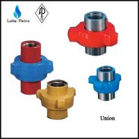 Buy cheap API Thread conncection type hammer unions from wholesalers