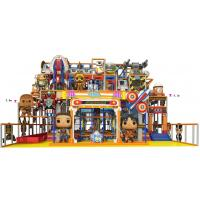 Wholesale Colorful Indoor Play For Preschoolers Large Scale Custom Made Design from china suppliers