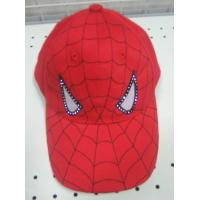 Buy cheap Customised red, blueTrademark / icon / logo cotton LED flashing cap / hat from wholesalers