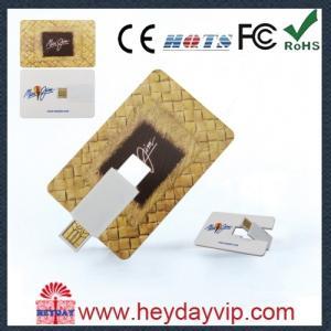 China OEM Visa card usb flash memory cheap on sale