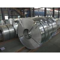 Buy cheap Slit Hot Rolled Hot Dipped Galvanized Steel Coil Steel Belt Thickness 0.30mm from wholesalers