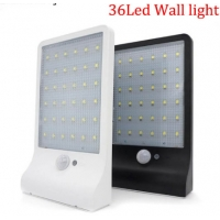 Buy cheap ABS Motion Sensor Wireless 460lm Solar LED Street Light from wholesalers