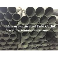Buy cheap Carbon Cold Drawn Welded Precision Steel Pipe Round Shape Max 12m Length product