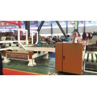 Buy cheap Automatic Corrugated Box Stitching Machine High Speed Display Adjustment Control from wholesalers