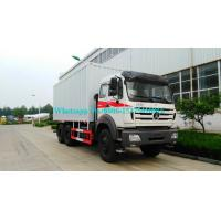 Buy cheap North Benz Beiben brand 6x6 2638 30Ton 380hp 10 wheeler Heavy Off Road Container Cargo Truck for rough terrain road from wholesalers