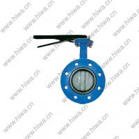 Buy cheap butterfly valve(wafer lug grooved flange) from wholesalers