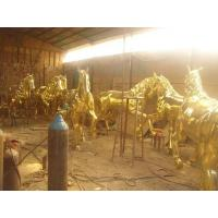 Wholesale Hot Sale China Large Brass Horse Sculpture from china suppliers