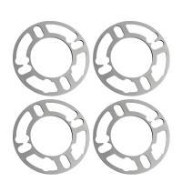 Buy cheap High Performance 5 Lug Rim Universal Wheel Spacers 78 Mm Diameter Cast Aluminum product
