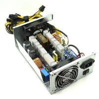 Wholesale 1800 Watt Output Power Supply Unit 2.25KG Net Weight Double Fan 23CM * 15CM * 8.7CM from china suppliers