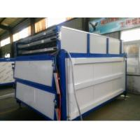 Buy cheap Bullet - Proof Five Layers Glass Laminating Equipment 2000x3000mm Stable operation from wholesalers